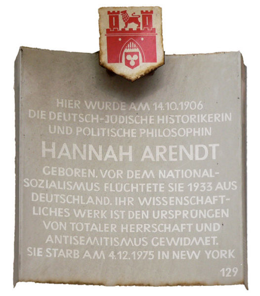 Hannah_Arendt_Tafel