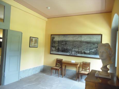 Goethes-Arbeitszimmer