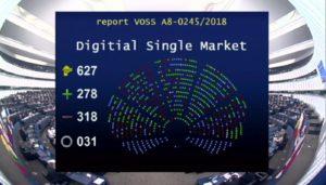 EU UrheberGeesetz